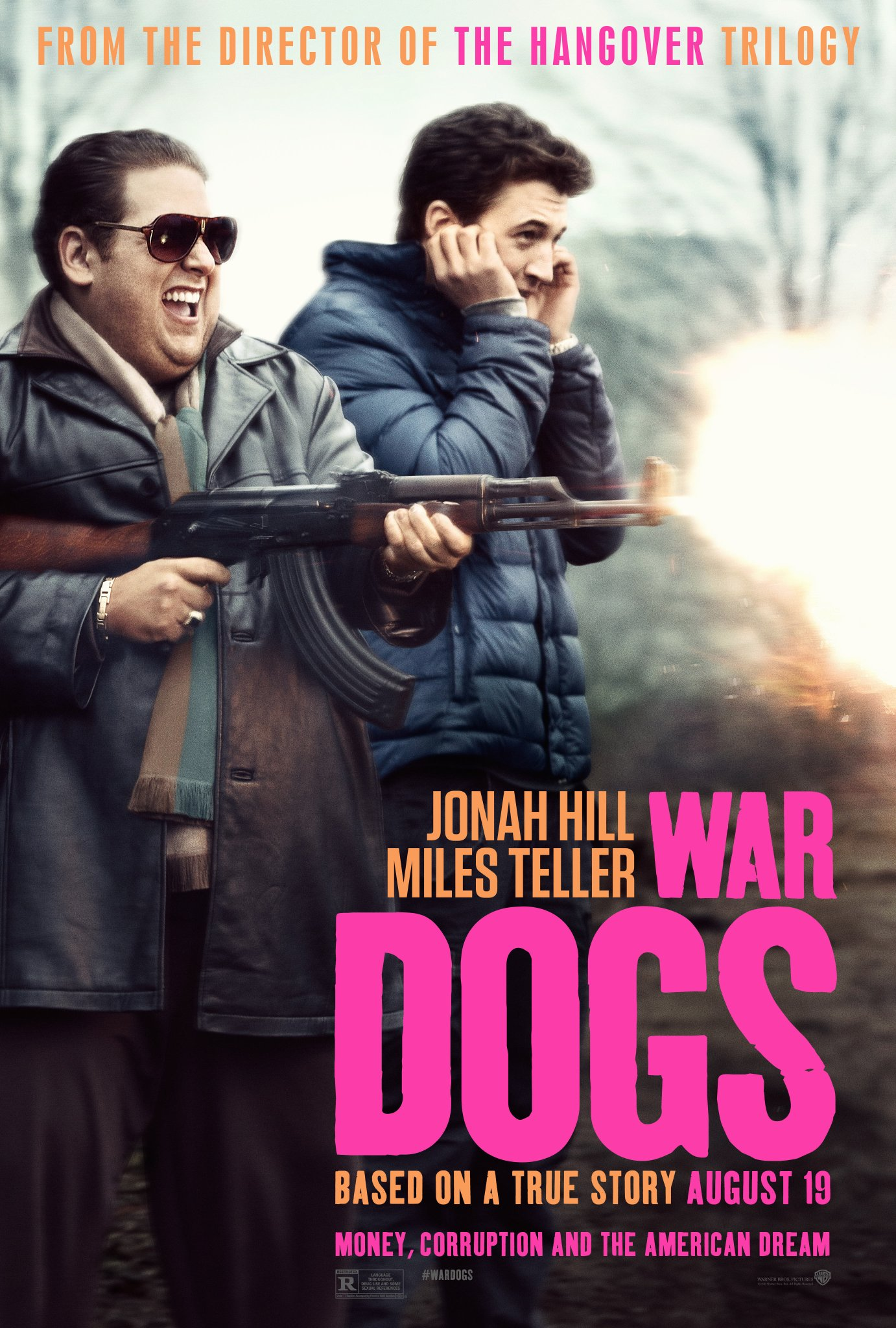 War Dogs For Free Without Ads Registration On 123movies